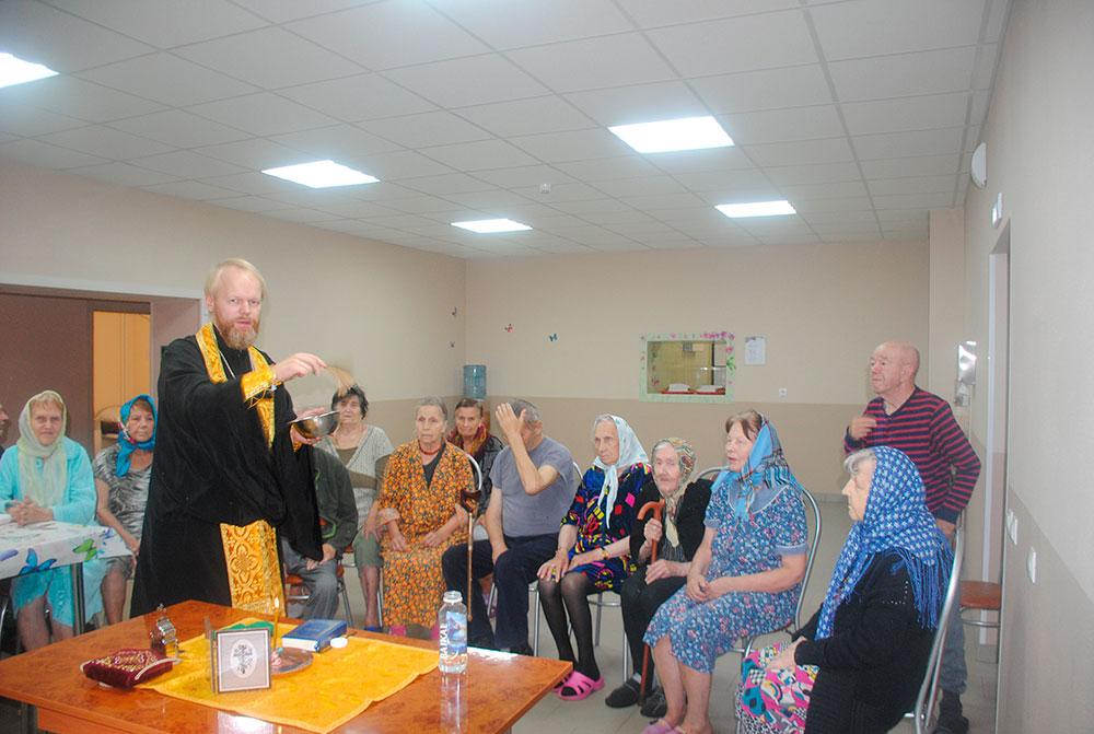 Пансионат для пожилых в удмуртии