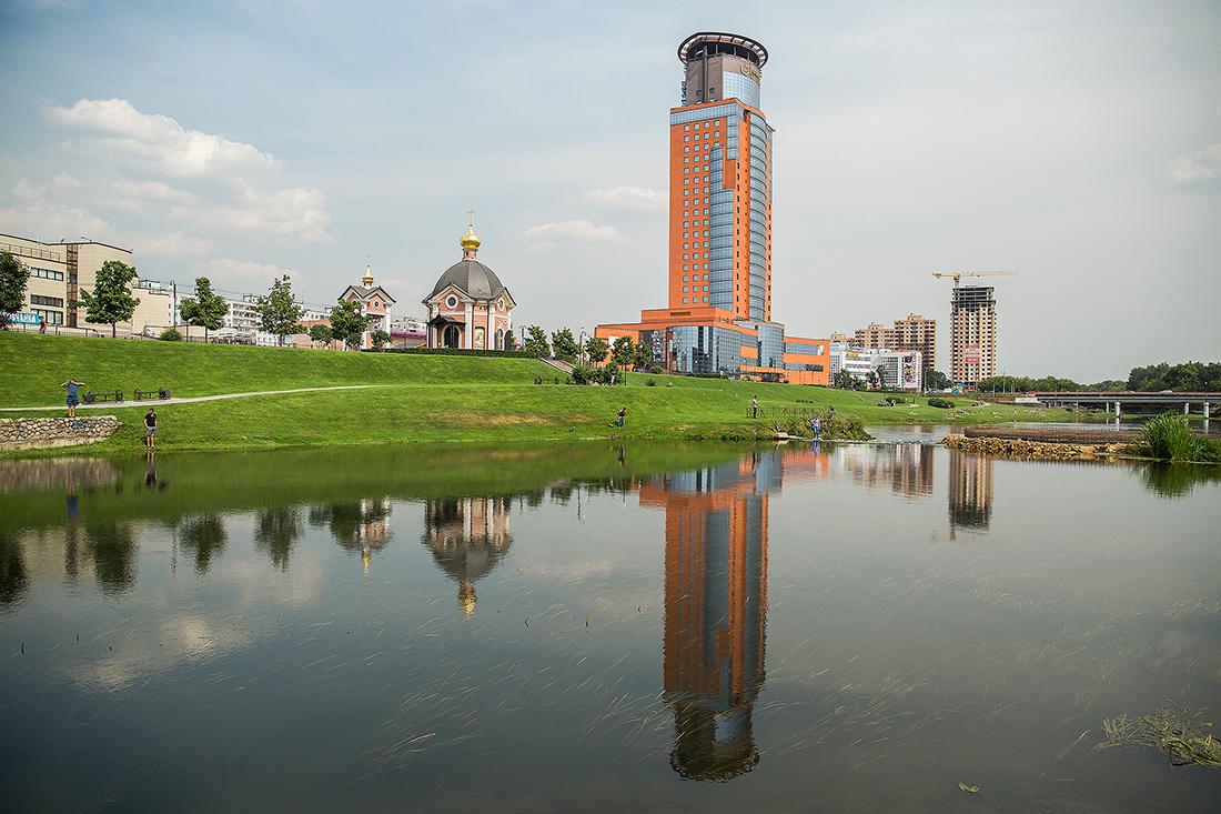Картинки города щелково